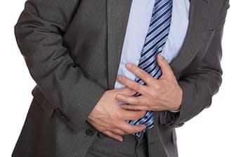 おなかと背中の両方が痛くなる病気は、膵臓の病気の可能性が高いという(c)Brian Jackson-123rf