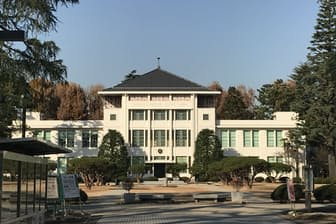 東京都杉並区にある東京女子大学