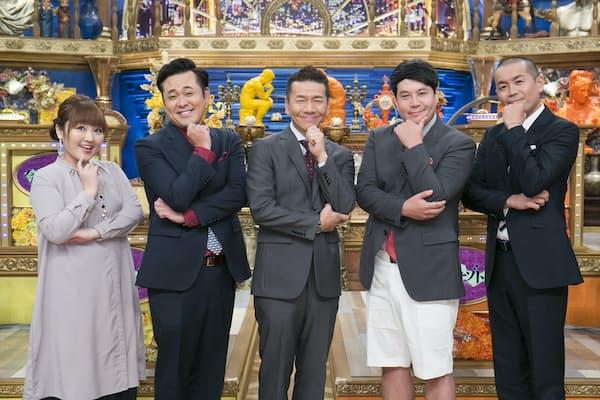 『今夜はナゾトレ』(火曜19時/フジテレビ系)