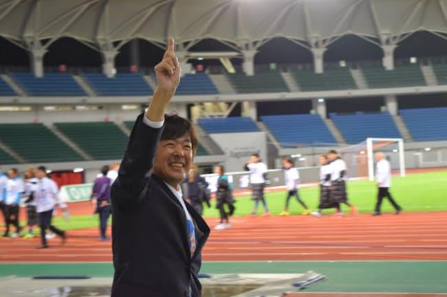 V・ファーレン長崎のJ1昇格を実現した高田明氏