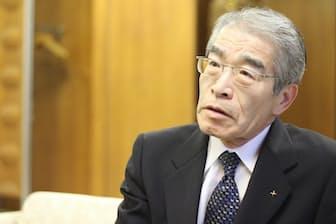 天童木工の加藤昌宏社長