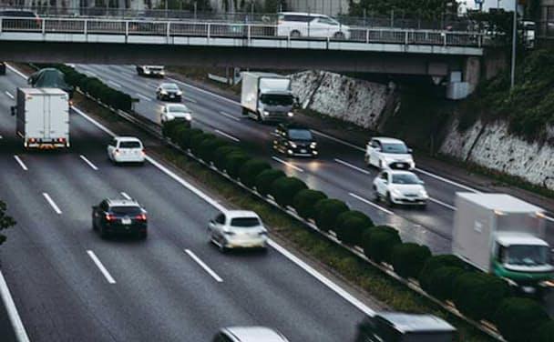 高速道路などの維持管理費は増加傾向