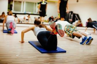 非常にきつい運動だが、「圧倒的に短時間でできる」ことが魅力のタバタ・トレーニング(c)Kyrylo Shevtsov-123rf