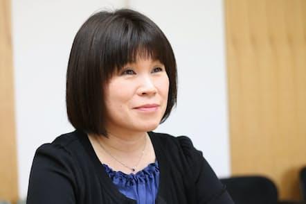 龍角散の福居篤子執行役員