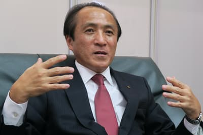 ヤマハ発動機の柳弘之会長