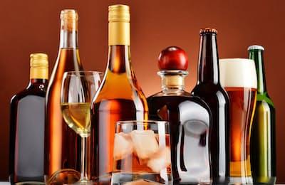 お酒の種類で気分は変わる(C)monticello-123rf