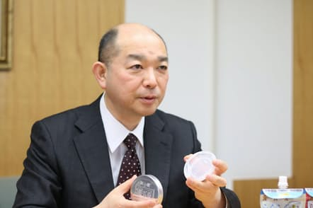 龍角散の藤井隆太社長