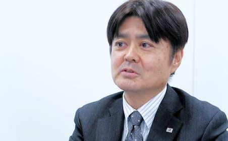 ブリヂストン デジタルソリューションセンター長 増永明氏