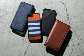 iPhoneがさらに便利になる、収納にこだわったケース4製品を紹介する