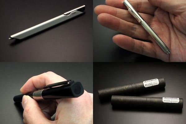 書き心地もよく考えられている高級ボールペンを紹介する