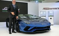 イタリア車は高い走行性能と優美なフォルムを両立する(ランボルギーニのアヴェンタドールSロードスター)