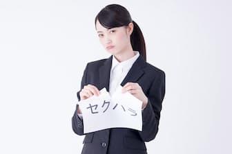 セクハラ問題は日本に波及するのか。 写真はイメージ=PIXTA