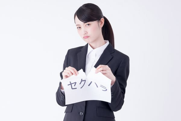 セクハラ問題は日本に波及するのか。写真はイメージ=PIXTA