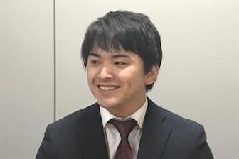 STANDARD代表取締役の石井大智さん