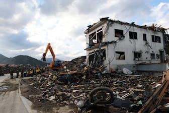 東日本大震災のような大災害の際には初動対応が問われる