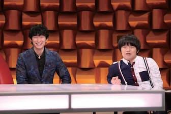 『バズリズム02』(金曜24時59分/日本テレビ系) 2017年12月15日放送回にはディーン・フジオカが登場。バカリズムと熱いトークを交わした