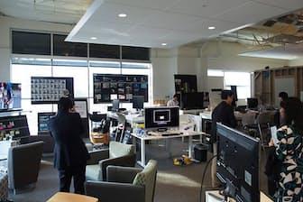 シリコンバレーにある「Panasonic β」のオフィス