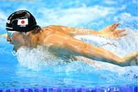 「観戦したいスポーツ」では水泳がトップ。体操、陸上競技が続いた(写真は2016年のリオデジャネイロ五輪)