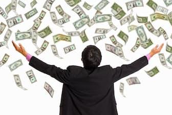 転職者のお金への執着心は? 写真はイメージ=PIXTA