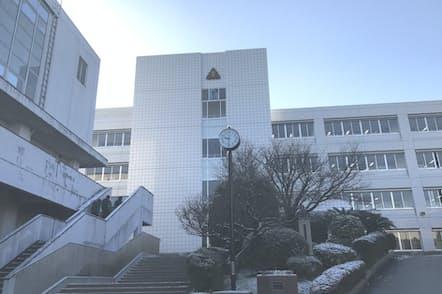 福岡県久留米市にある久留米大学付設中学・高校