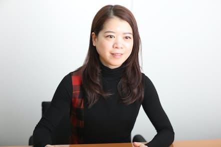 フィギュアスケート五輪元日本代表の鈴木明子さん
