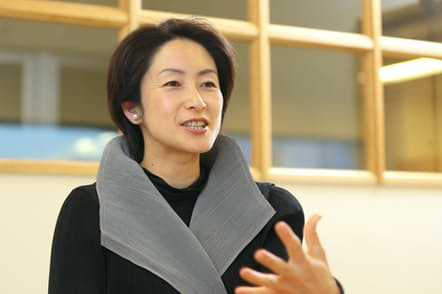 土井香苗・HRW日本代表