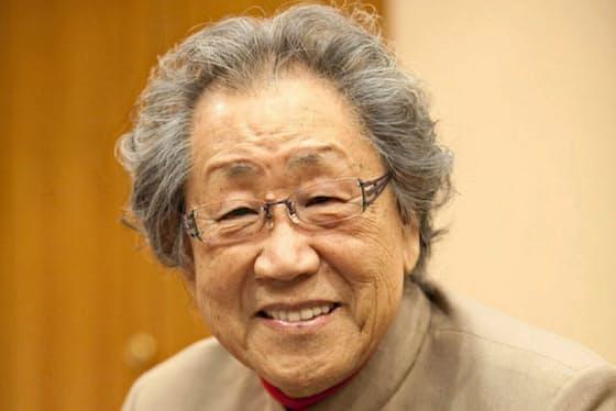 サンモトヤマ(東京・銀座)の創業者、故茂登山長市郎さん