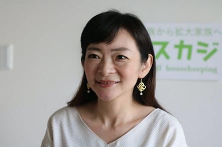 従来型の家政婦ではなく、「家事のシェア」を提案したタスカジの和田幸子社長