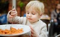 ランチでもたっぷり食べるのでイタリア人の食事時間は長い