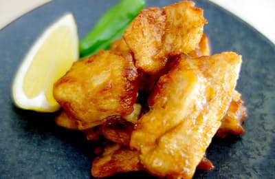 しみ豆腐の唐揚げ