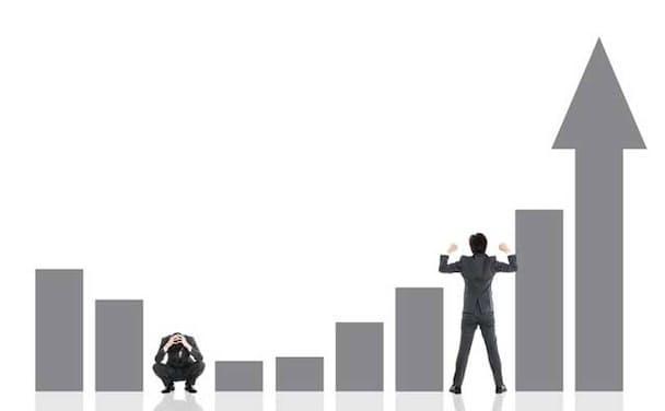 営業成績の推移をきちんと分析する
