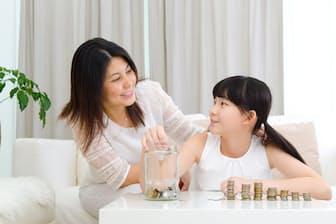 子供には「何のために投資するか」を伝えたい。写真はイメージ=123RF