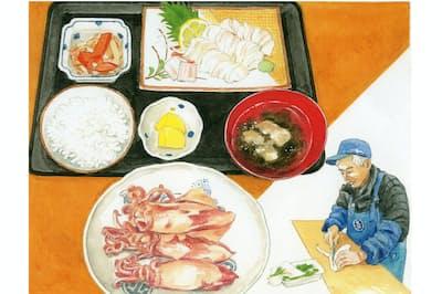 イラスト・広野司