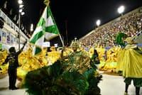 2018年もリオのカーニバルは盛り上がったが…(2月11日)