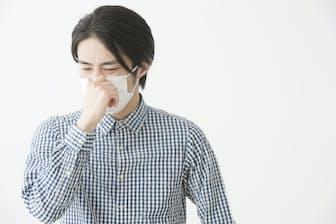 鼻の症状が1週間以上続くなら、副鼻腔炎を疑って。写真はイメージ=PIXTA
