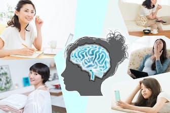 ついダラダラしてしまうのは、脳に負担がかかっているせいかも (写真はイメージ=PIXTA)