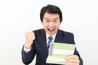 フリーで働く場合、通帳の残高よりも、フローとしてのお金が重要になるという 写真はイメージ=PIXTA