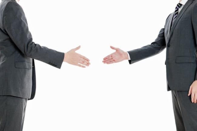 中小企業のM&Aを成立させるのは難しい。写真はイメージ=PIXTA