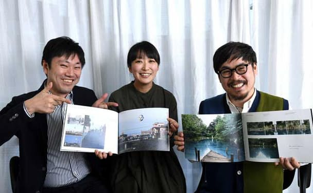 (左から)石川善樹氏、荒神明香氏、南川憲二氏