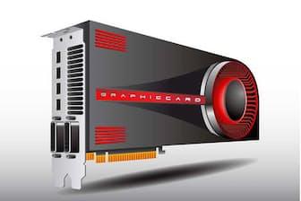 GPU(画像処理半導体)を搭載したパソコン用機器
