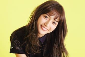 1995年2月10日生まれ。長崎県出身。07年に雑誌『ニコラ』のモデルオーディションでグランプリ獲得。09年に女優デビュー。17年は映画『一週間フレンズ』に主演し、連続ドラマ『愛してたって、秘密はある。』などに出演。(写真:中村嘉昭)