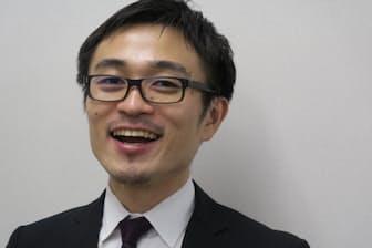 経済産業省大臣官房秘書課の神田啓史課長補佐