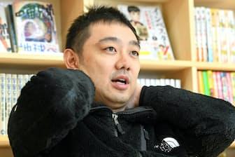 佐渡島庸平・コルク社長
