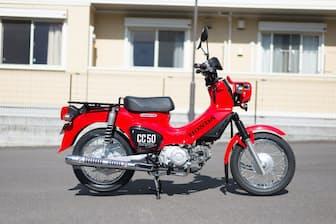 ホンダの新型クロスカブ。新たに50ccが加わった