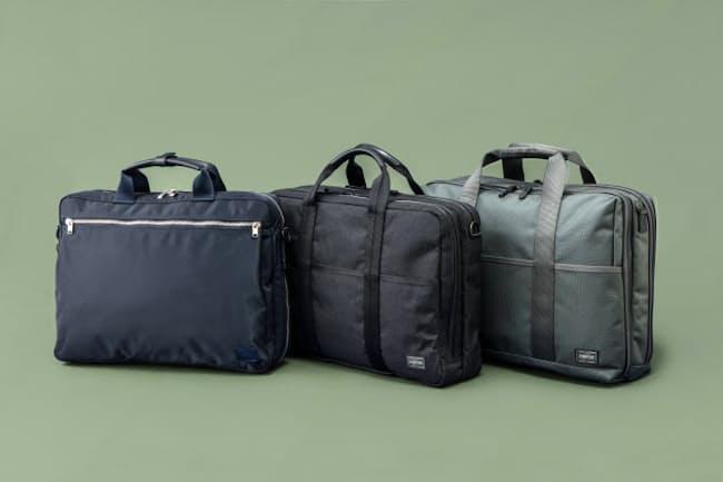 吉田カバンの人気ブランド「ポーター」の注目ブリーフケースを紹介する