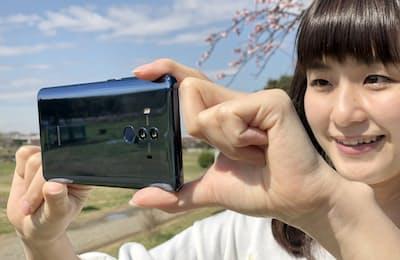 スマートフォンできれいに桜の写真を撮ろう