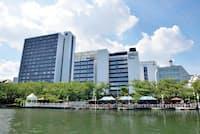 東京都新宿区神楽坂に本部のある東京理科大学