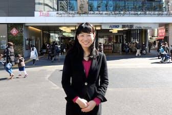 京王電鉄「トリエ京王調布」副支配人 上村裕希さん