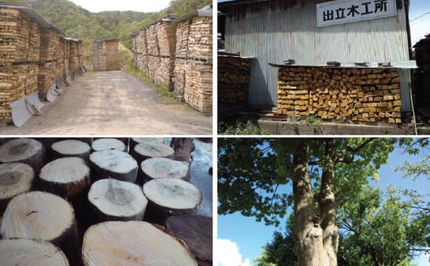 出立木工所は家業の強みを見直すため「知恵の営業報告書」を作成