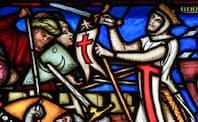 十字軍の占領以来1000年にわたり聖地エルサレムの帰属を巡る争いは絶えない